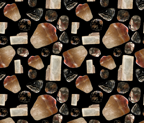 Rock Out fabric by lgsmith on Spoonflower - custom fabric