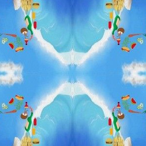 Hawaiian Summer Cookout