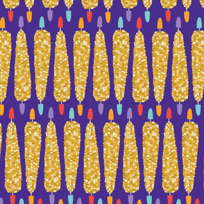 Festive Party Corn on the Cob
