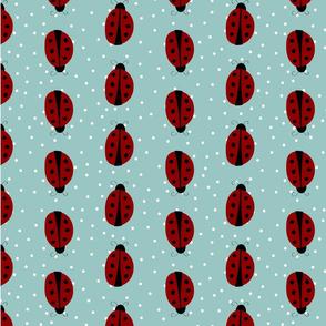Marcher Ladybirds