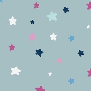 Einhorn Sterne