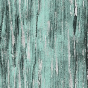 painted texture Blue Sage Jade Silver