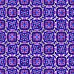 Purple Whimsy Tie Dye