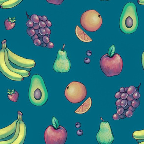 Fruity (vibrant)