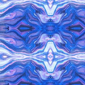 Blue Soundwave