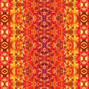 Flame On Tie Dye