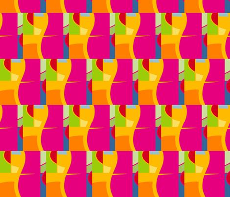 Pop  fabric by realartygirl on Spoonflower - custom fabric