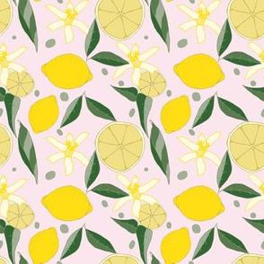 Pink Lemonade Floral