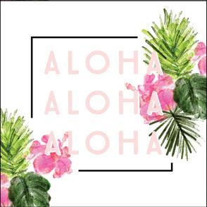 6 loveys: aloha
