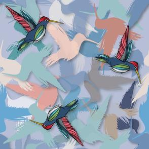 Kolibri / Humming-Bird