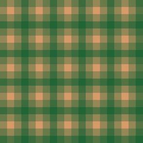 check green beige