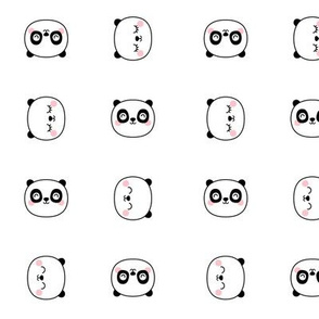 panda dreams cheeky panda faces small