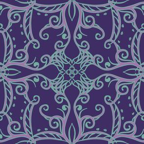 swirly design 3