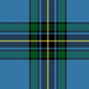 Murray of Elibank tartan, 6""