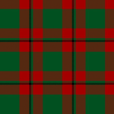 "Lord George Murray hose plaid, 3"" fabric by weavingmajor on Spoonflower - custom fabric"
