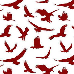 Red Eagles // Large