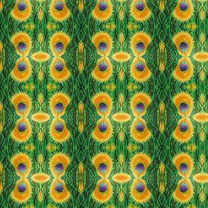 Peacock Sway