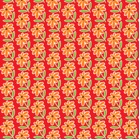 Love My DAZE W You 2 fabric by franbail on Spoonflower - custom fabric