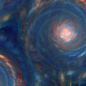 Galactic whirlpool Multiverse Cool
