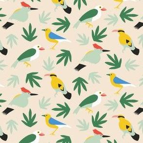 Topus Birds Day