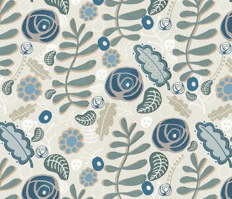 After Charleston fabric by slumbermonkey on Spoonflower - custom fabric