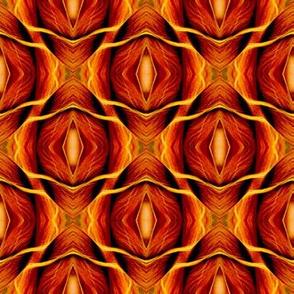 Flowing Fire