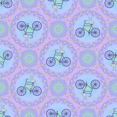 Bunnies and Bicycles