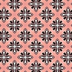 Piecework - Coral