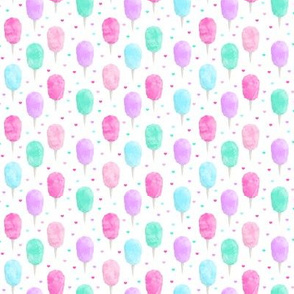 """1"""" scale - cotton candy with hearts - C18BS"""