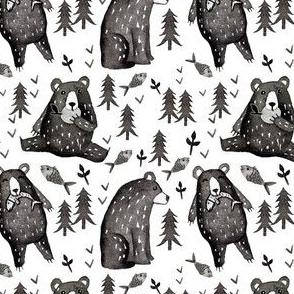 Bears & Fish