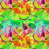 Rwatermelon-summer-picnic-horizontal-rainbow-lemony-by-floweryhat_shop_thumb
