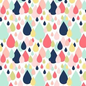 raindrops || sugared spring