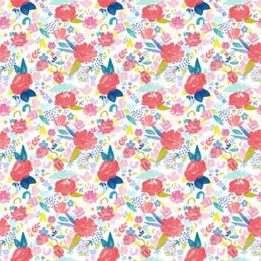 Sandalwood Rose pattern