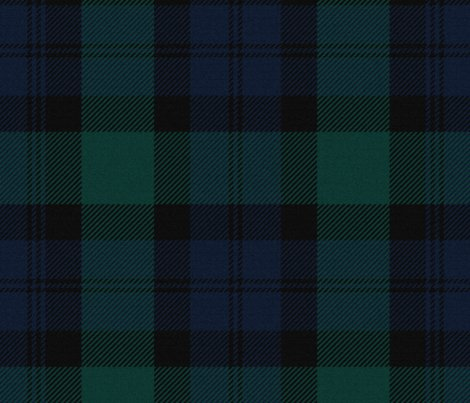 Rblackwatch-tartan-traditional-textured-peacoquette-designs-copyright-2018_shop_preview