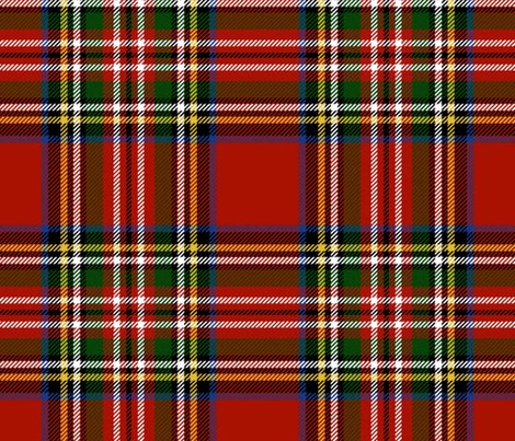 Rroyal-stewar-dress-tartan-on-turkey-red-peacoquette-designs-copyright-2018_shop_preview