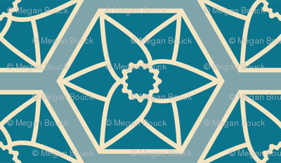 Blue_daffodil_hexagons-01_preview