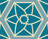 Blue_daffodil_hexagons-01_thumb