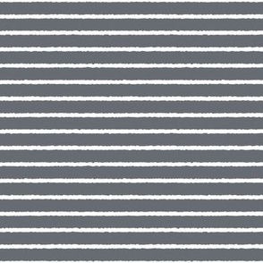 1382_Gray [676b72] with white stripe