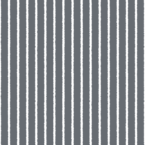 1382gray With White Vertical Stripes Wallpaper Palifino Spoonflower