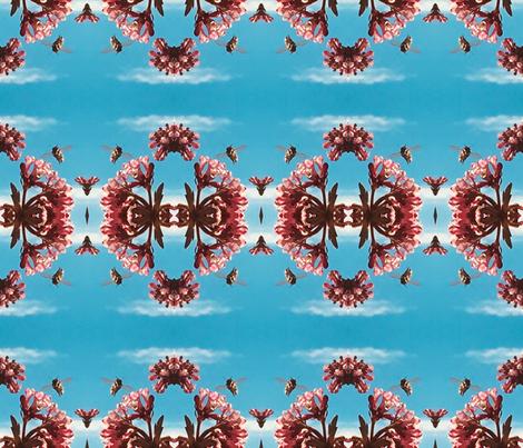 Beeutiful fabric by cbi_designs on Spoonflower - custom fabric