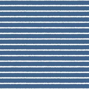 1382_Blue denim with white stripes