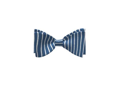 1382_Blue denim Vertical Stripe, 40648c