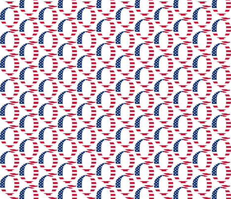 Dueling Qs fabric by edesign7 on Spoonflower - custom fabric