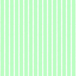 1382_Mint Green Vertical Stripe