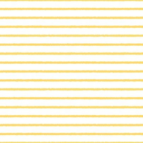 1382_White with Gold Stripes, ffd868