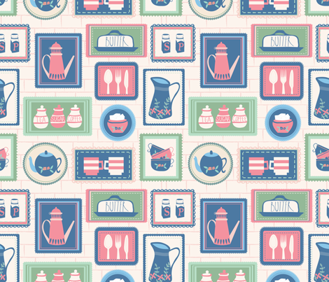 Modern Farmhouse Fabric By Gkumardesign On Spoonflower