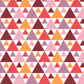 Triangles - PINK