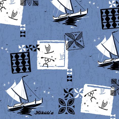 Hōkūleʻa 1b fabric by muhlenkott on Spoonflower - custom fabric