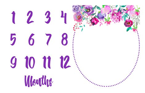 Rmiletones-months-blanket-mpg-floral-drop-dark-purple_shop_preview