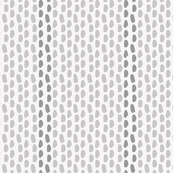 DOTS AND STRIPES  gray